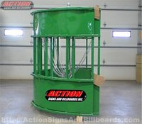 Hay Hopper Cattle Feeder/Hay Saving Cattle Feeder/Hay Saver Cattle Feeder Ready For Shipping