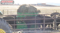 Hay Hopper Buffalo Feeder/Hay Saving Buffalo Feeder/Hay Saver Buffalo Feeder