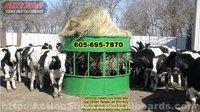 Cattle Hay Feeder/Hay Hopper Cattle Feeder