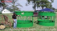 University of Missouri Hay Feeder Study